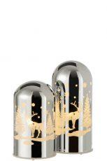 CLOCHE DECO arr LED ref 5230-14€ et ref 5229-12€