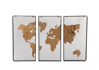 deco murale monde 3X 100X150-ref150713 -269€