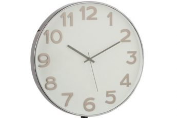 horloge gris fonce ref 6619 - 24€