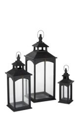 lanterne carre bois ref96243A-85€ - ref96243B-64€ - ref96243C-45€