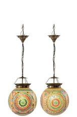 suspension mosaique 26 cm ref 1668-97€